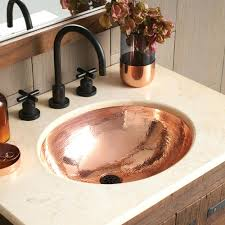 sinks hammered copper sink uk home depot farmhouse legacy copper