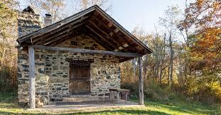PATC Cabins Shenandoah National Park U S National Park Service