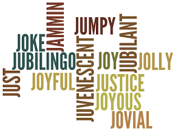 Positive Words That Start With J