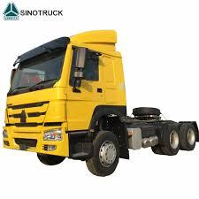 100 Truck Prices Heavy Duty Sinotruk Howo 6x4 420 Horse Power Trailer Head