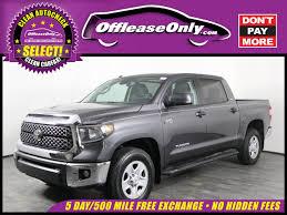 100 Craigslist Orlando Fl Cars Trucks Toyota Tundra For Sale In FL 32822 Autotrader