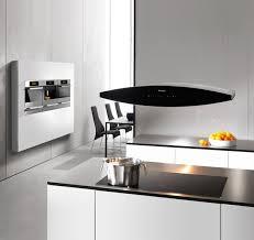 hotte de cuisine design hotte de cuisine suspendue une design et autonome 5329275
