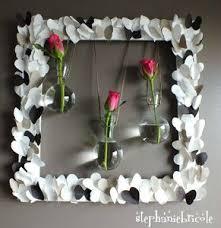 decoration a faire soi meme idée déco à faire soi même un cadre soliflore pour décorer un