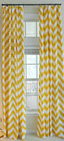 Yellow And Gray Window Curtains by Gray And White Chevron Curtains U2013 Teawing Co