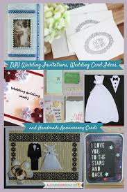 17 DIY Wedding Invitations Card Ideas And Handmade Anniversary Cards