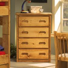 Trendwood Bunk Beds by Trendwood Wrangler Bunkhouse Chest