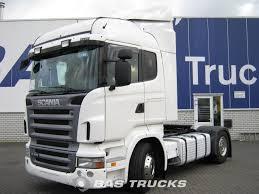 Scania R420 Retarder Euro 5 German Truck رأس شاحنة - BAS Trucks