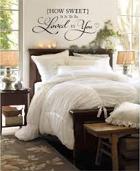 Stunning Bedroom Wall Quotes On Small Home Decoration Ideas For