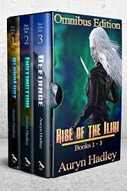 The Rise Of Iliri Volumes 1 3 On Kindle