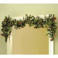 Bethlehem Lights Christmas Tree With Instant Power by Adjustable Christmas Garland Hanger For Single Door Frames No