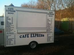 12 Foot Catering Trailer Unit