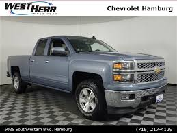 100 West Herr Used Trucks Chevrolet Silverado 1500 For Sale In Hamburg NY 14075 Autotrader