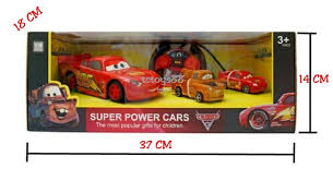 Cars Lightning McQueen RC Cars Remot (end 2/7/2019 11:48 AM)