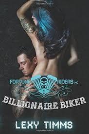 Billionaire Biker Motorcycle Club Romance Fortune Riders MC Series Volume 1