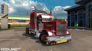 Peterbilt 379 EXHD Custom For 1.25 Mod For ETS 2 379 Long Nose Peterbilt Show Truck From Miami Youtube 2001 Big Rig Complete Rebuild And Restoration Get The Ldown On Ashley Transports 2007 Called Which Is Better Or Kenworth Raneys Blog Ab Weekend 2006 Protrucker Magazine Canadas Trucking The American Way 104 Where Rigs Rule Shell Rotella Superrigs 8lug Diesel Introduces Special Edition Model 389 News Used Peterbilt Exhd Tandem Axle Daycab For Sale In Ms 6898 These Stunning Took Cake At Latest Pride Polish 2004 For Sale Mcer Transportation Co Join Cars In Michigan