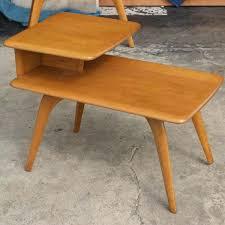 Heywood Wakefield Chairs Antique by Metro Retro Furniture 1 Vintage Heywood Wakefield Side Step