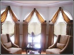 Arched Or Curved Window Curtain Rod Canada by Curved Curtain Rods For Arched Windows Within Beauteous Curved
