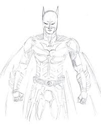 Batman The Dark Knight Coloring Pages