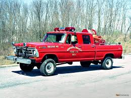 Ford F-150 Firetruck 1972 Pictures (1024x768)
