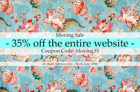 MOVING SALE! – Coupon Code: Moving35 | Brickhouse Fabrics Fabric Sale Fabricland Coupon Canada Barilla Pasta Printable Coupons Joann Fabric Code 50 Off Zulily July 2018 10 Best Joann Coupons Promo Codes 20 Off Sep 2019 Honey Ads And Indie Fabric Shop Roundup Coupon Chalk Notch Find Great Deals On Designer To Use Code The Big List Of Cadian Online Shops Finished Fabriccom How Order Free Swatches At Barnetthedercom
