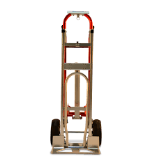 Milwaukee Convertible 4 In 1 Hand Truck | Orchard Supply Hardware Store Hand Trucks Moving Supplies The Home Depot Milwaukee 150 Lb Vertical Capacity And 300 Horizontal Truck Convertible Push Cart Folding Heavy Duty Utility 400 Lbs 750 4wheel Allterrain With Airless Tires Shop Dollies At Lowescom 800 Truckdc59480 Vertical Horizontal 800lb Red Steel Standard 3500 Truck30152 Harper