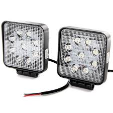 KapscoMoto: 2pcs 18W Flood LED Light Square Bar Offroad Lights 4WD ... Poppap 300w Light Bar For Cars Trucks Boat Jeep Off Road Lights Automotive Lighting Headlights Tail Leds Bulbs Caridcom Lll203flush 3 Inch Flush Mount 20 Watt Lifetime 4pcs Led Pods Flood 5 24w 2400lm Fog Work 4x 27w Cree For Truck Offroad Tractor Wiring In Dodge Diesel Resource Forums Best Wrangler All Your Outdoor 145 55w 5400 Lumens Super Bright Nilight 2pcs 18w Led Yitamotor 42 400w Curved Spot Combo Offroad Ford Ranger