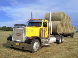 Hay Haul'n | Log Truck | Pinterest | Peterbilt, Semi Trucks And ... Filerefueling Hay Truckjpg Wikimedia Commons Highway 99 Reopens In South Sacramento After Hay Truck Fire Fox40 Semi Truck Load Of Kims County Line Did We Make A Small Stock Image Image Biological Agriculture 14280973 Boys Life Magazine Old With Photo Trucks Rusty 697938 Straw Trailers Mccauley Richs Cnection Peterbilt 379 At Truckin For Kids 2013 Youtube Hay Train West Coast Style V1 Truck Farming Simulator 2019 John Deere Frontier Implements Landscape Mowing Dowling Bermuda Celebrity Equine Llc
