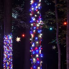 20 Collection Of Outdoor Hanging Christmas Light Balls