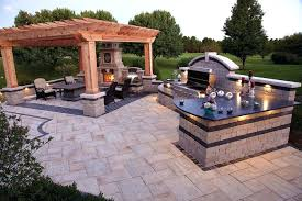 Outdoor Kitchen Ideas Designs Different For With