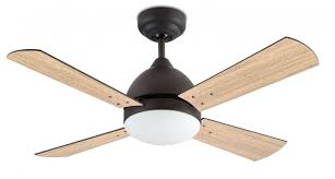 Casablanca Ceiling Fans Uk by Leds C4 Design Ceiling Fan Borneo Brown 106 6 Cm 42