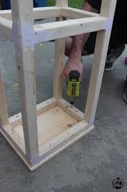 easiest bar stools ever free diy plans rogue engineer