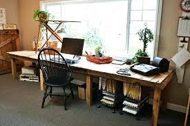 palette bureau palette bureau un bureau en palette idee pour fabriquer plan