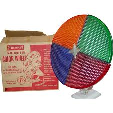 Rotating Color Wheel For Christmas Tree by Penetray Motorized Christmas Tree Color Wheel In Box Works