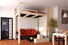mezzanine canapé cinius ameublements en style japonais pour un style élegant et