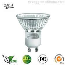 dimmable ceramic l holder 25w gu10 halogen light bulb buy