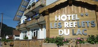 chambres d hotes gerardmer hôtel gérardmer les reflets du lac hotel 2 étoiles gerardmer avec