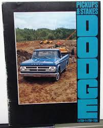 Dodge Truck Pickups Adventurer Power Wagon & Stakes Sales Brochure ... Dodge D100 Sweptline Pickup Adventurer Pkg 1970 Youtube Truck Trucks And Trucks Bf Exclusive 2005 Ram 1500 Regular Cab Slt 2d Automax Custom_cab Flickr 10 Limited Edition Dodgeram You May Have Forgotten Bangshiftcom Truck Is Built As A Unique Nascar File1970 Dude 4781344883jpg Wikimedia Commons Dw For Sale Near Saint Clair Michigan 48079 Crew Cummins Swap Power Wagon 8lug Diesel Classics Sale On Autotrader