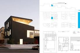 100 Xten Architecture BLACK WHITE YELLOW Surfhouse Hermosa Beach XTEN
