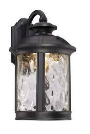 antique silver 14 1 2 dusk to motion sensor wall light