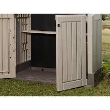 Rubbermaid Horizontal Storage Shed Instructions by Keter Store It Out Midi 30 Cu Ft Horizontal Storage Shed Hayneedle
