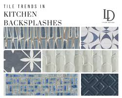 trends in tile updating your kitchen backsplash liven design