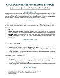 College Grad Resume Examples High School Students