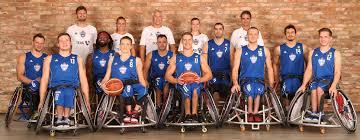 Rollstuhlbasketball TBRSV