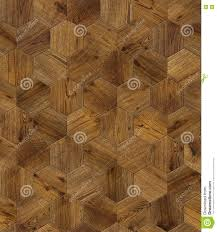 Download Natural Wooden Background Honeycomb Grunge Parquet Flooring Design Seamless Texture Stock Image
