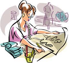 Fashion Designer Clipart 1