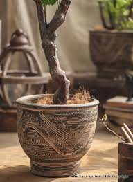 garten grosse keramik blumentopf für den garten oder