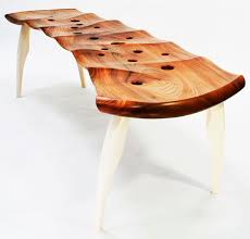 Wooden Bench Seat Design by Unusual Indoor Benches 25 Unique Wooden Designs