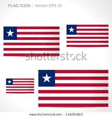 Liberia Flag Stock Images Royalty Free Vectors