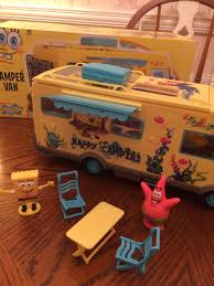 Spongebob Square Pants Camper Van