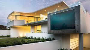 Interior Decorating Magazines Australia by Luxurious Contemporary City Beach House Perth Australia Youtube